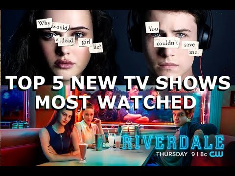 Top 5 NEW TV Shows 2017 [ MOST WATCHED ]