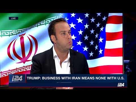 Barak Seener on Iranian Sanctions Pressurizing the Iranian Regime