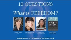 10 Questions - What is FREEDOM?