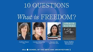 10 Questions — What is FREEDOM?
