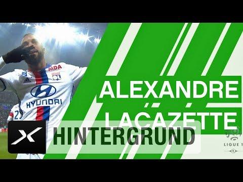 Alexandre Lacazette: Lyons Super-Torjäger im Profil   Olympique Lyon   Ligue 1