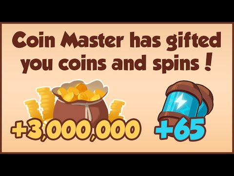 Coin master free spins and coins link 03.09.2020