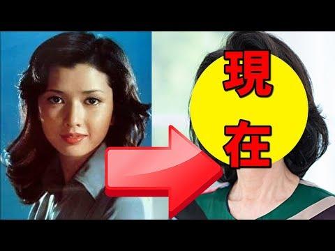 多岐川裕美、若い頃と現在が別人すぎる!