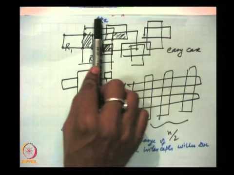 Mod-03 Lec-06 Line Sweep: Rectangle Union