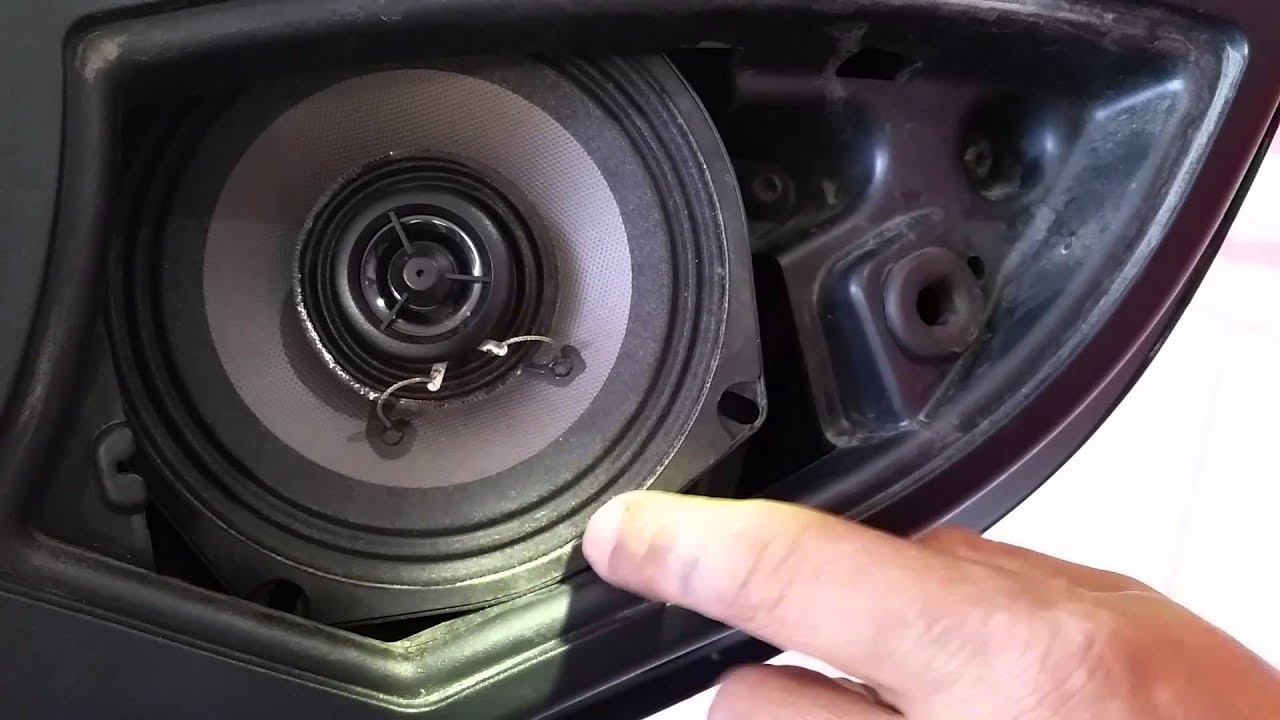 Victory Cross Country Speaker Upgrade Install