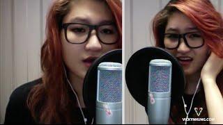 Repeat youtube video Ừ Thì (Cover tử tế :P) - Vicky Nhung Nguyen