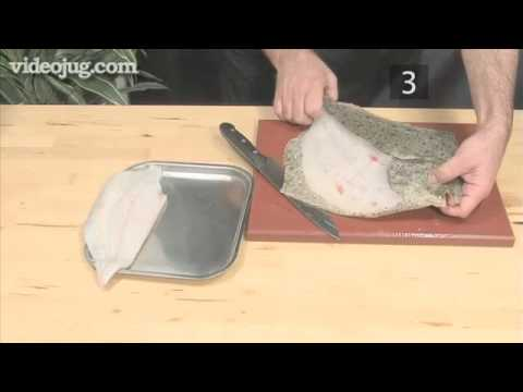 How To Prepare Flat Fish