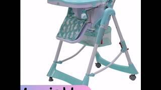 стульчик для кормления Rant Penne Tropic обзор