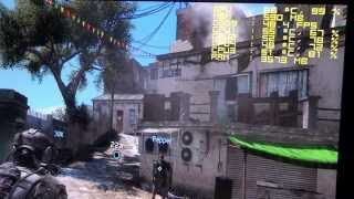 Tom Clancy's Ghost Recon Future Soldier - 1080p Core 2 Quad Q6600 + GTX 260
