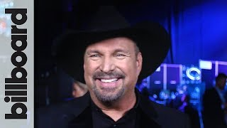 Garth Brooks on 'Stronger Than Me' Debut Sung to Trisha Yearwood | CMAs 2018