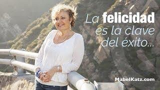"""""""La Felicidad es la clave del Éxito"""" · Mabel junto a Jóvenes en 'Felicidad y Éxito' · México 2012"""