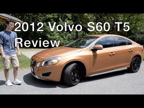 volvo s60 t5 review 2012 youtube. Black Bedroom Furniture Sets. Home Design Ideas