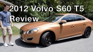 Volvo S60 t5 Review 2012!
