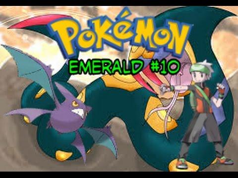 Вопрос: Как получить Crobat в Pokemon Emerald?
