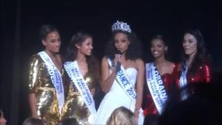 Cérémonie de remise des écharpes - Miss France 2017 ☆