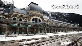 "Download Chris Tarrant Extreme Railway Journeys ""Canfranc"" Mp3 and Videos"