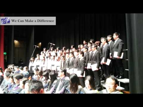 We Can Make a Difference - HKBU 53th Commencement