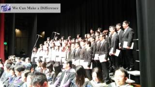 We Can Make a Difference - HKBU CIE Choir