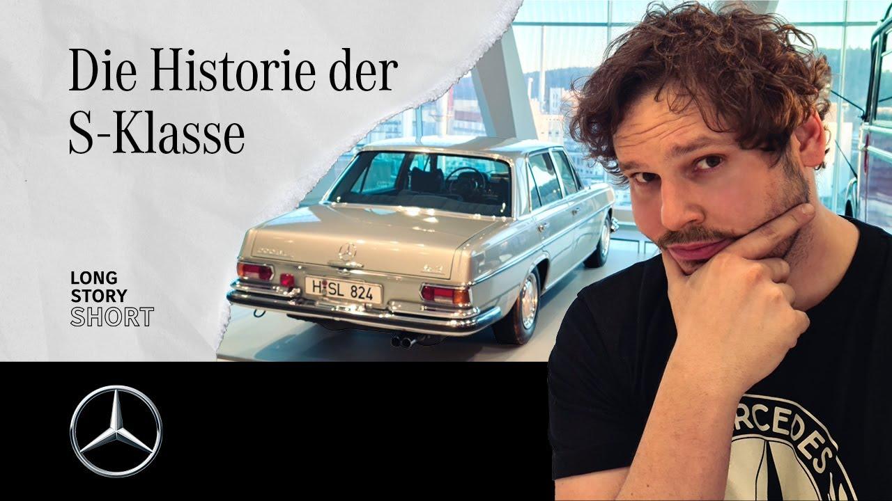 Download Die S-Klasse - Die komplette Historie vom besten Auto der Welt   Long Story Short