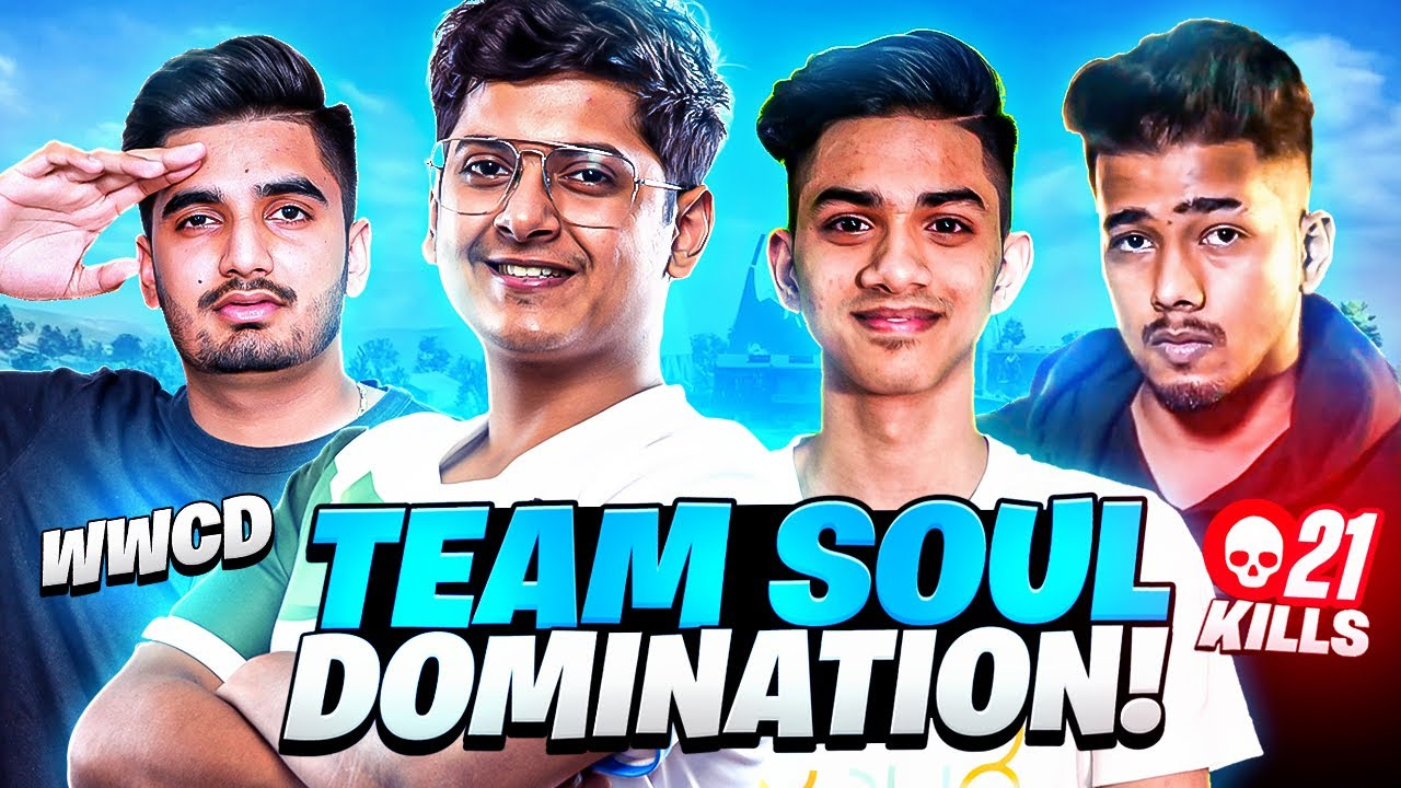 Download Team SouL is not done yet