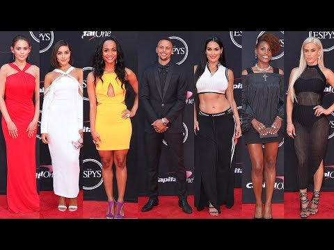 ESPY Awards 2017 Best Red Carpet Moments & Winners