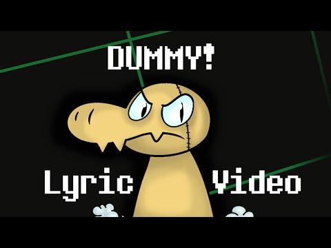 [UNDERTALE] Dummy! Lyric Video