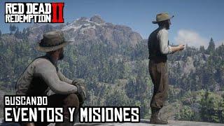 Misiones y eventos - Red Dead Redemption 2 - Jeshua Games