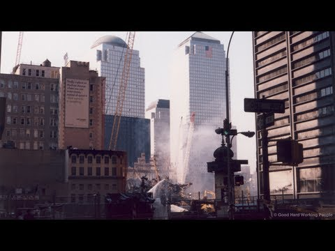Ground Zero - WTC 2001/2011 - In A Brooklyn Minute (Week 72)