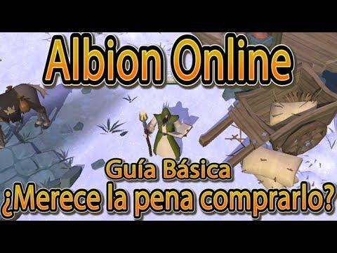 Albion Online - Guía Básica - ¿Merece la pena comprarlo?