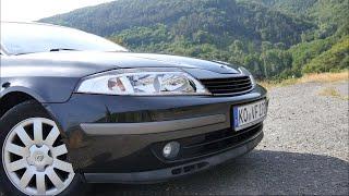 Могут ли французы делать машины?  Обзор Renault Laguna 2