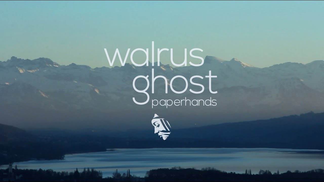 Walrus Ghost 'Paperhands' Video (Uplifting Themes For the Naysayer -  Project: Mooncircle, 2014)