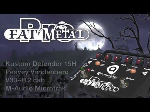 Amptweaker FatMetal Pro Demo
