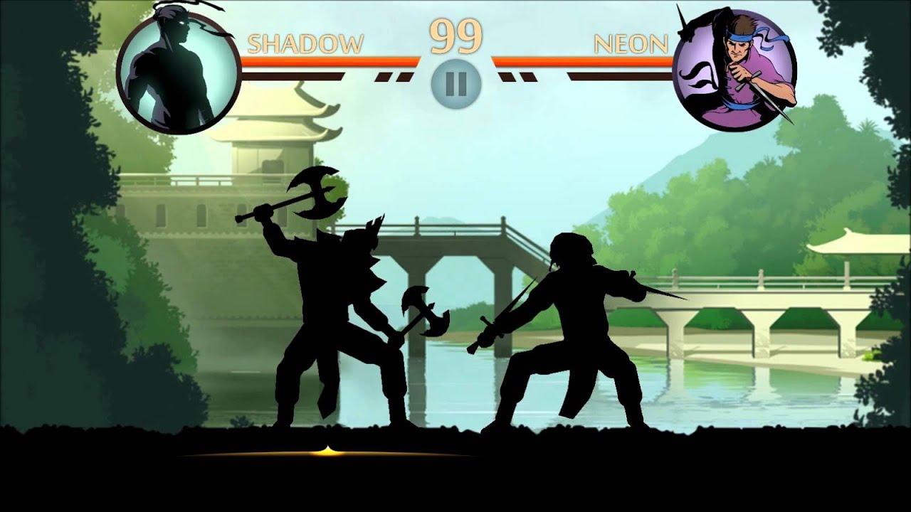 Shadow Fight 2 unlimited money apk