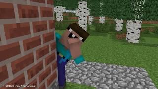 Monster School: NOOB USES A FIDGET SPINNER WARNING!  - Minecraft Animation