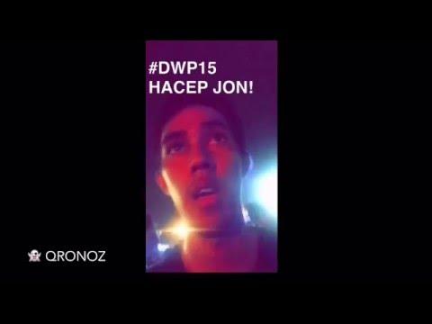 QRNZ Snapchat Story - 111215 - #DWP15