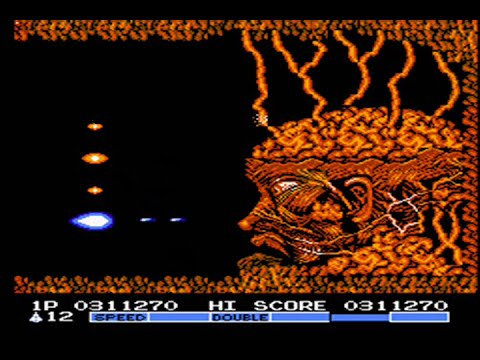 Gradius 2 (Nes/Famicom) No Death ♛ Original Weapons Setting