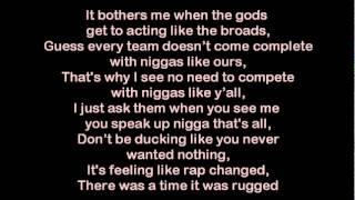 Rick Ross ft Drake & French Montana - Stay Schemin Lyrics
