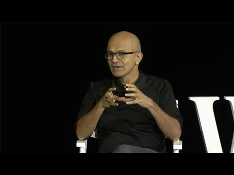 Microsoft CEO On Smart Acquisitions