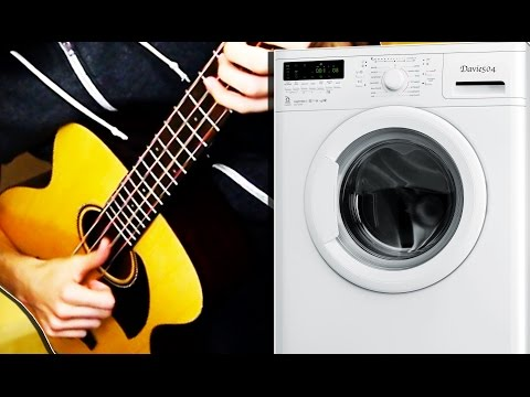 Download Youtube: WASHING MACHINE BASS SOLO