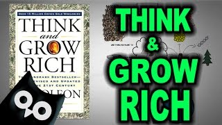 Think and Grow Rich Summary Animated