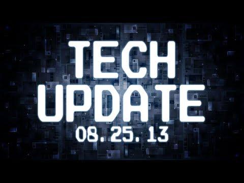 Live! - E08: Tech Updates v1.0