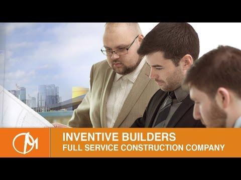 Inventive Builders | Full Service Construction Company
