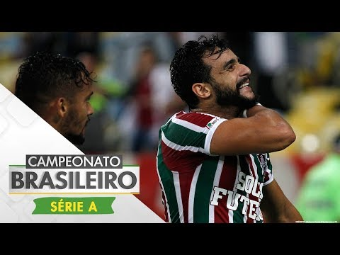 Melhores Momentos - Fluminense 2 x 1 Atlético-MG - Campeonato Brasileiro (21/08/2017)