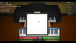 Once upon a time on the piano! [Roblox]