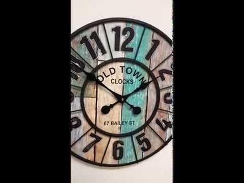 Дизайнерские настенные часы GALAXY DM-50-2