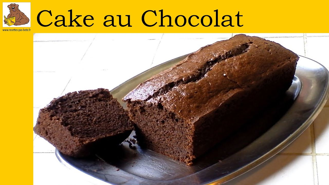 Comment faire un gateau au chocolat tres simple secrets culinaires g teaux et p tisseries blog - Gateau simple a faire ...