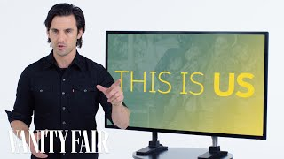 "Milo Ventimiglia Recaps ""This is Us"" Seasons 1 & 2 in 12 Minutes 