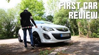 VAUXALL CORSA LIMITED EDITION 2013 ONE MONTH REVIEW!!!😍😱