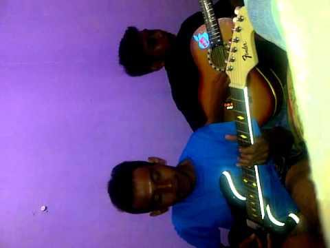 Latihan lagu iming