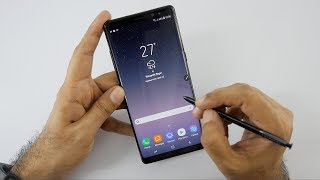 Samsung Galaxy Note 8 FAQ After 5 days of Usage (Indian Unit)